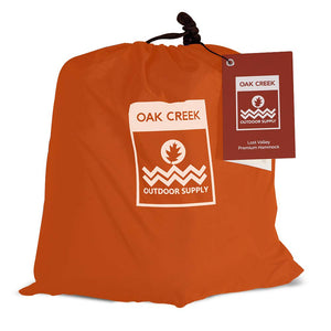 Camping Hammock and Accessories - Oak Creek Outdoor Supply