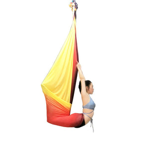 wellsem Silk Swing Aerial Yoga Hammock