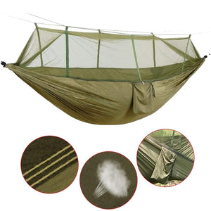 Camping Hammock with Mosquito Net - KEPEAK