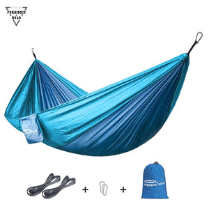 Single Double Parachute Camping Hammock - Forbidden Road