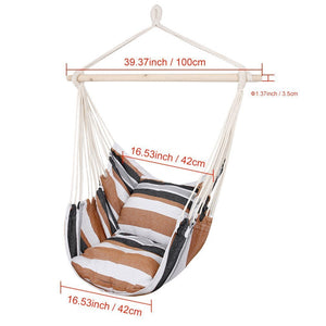 Brazilian Hanging Hammock Net Chair - CCTRO