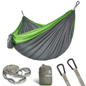 Portable Camping Hammock with Straps - pys