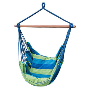 Lazy Daze Hanging Rope Hammock Chair