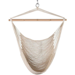 Indoor & Outdoor Hammock Cotton Camping Swing - AKKAPEARY