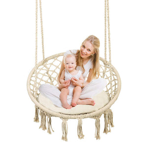 Hammock Chair with Cushion - Liusin