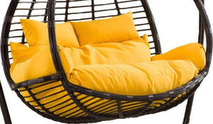 Hanging Egg Swing Hammock - HYBB-Hanging chair cushion