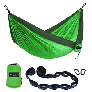 OKWINT Outdoor Parachute Camping Hammock