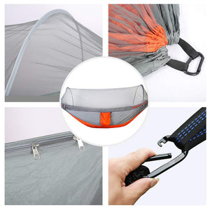 Camping Hammock with Mosquito Net - YOOMO