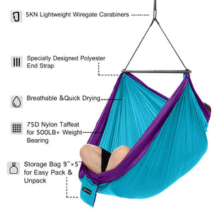 Lightweight Hammock Chair - Mars Ants