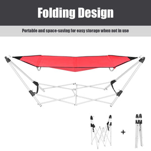 Portable Hammock - Giantex
