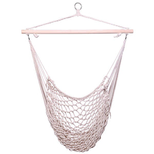 Cotton Hanging Rope Net Chair Hammock - Pannow