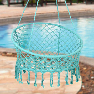 Hammocks Handwoven Cotton Rope- Lazy Daze Hammocks