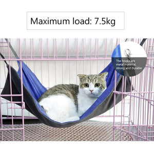 Pet Cat Hammock Hanging Bed