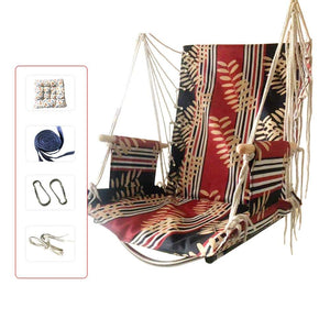 Colorful Casual Hanging Hammock Chair - Gereton
