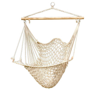 Hanging Rope Hammock Chair - SSLine