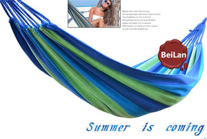 Double & Single Parachute Camping Hammock - BeiLan