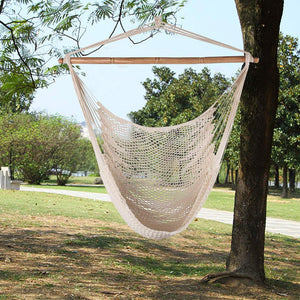 Hanging Rope Swing Hammock Chair - TimmyHouse