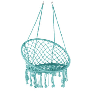 Hammock Chair Hanging Knitted -LAZZO