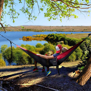 Double Camping Hammock - VIVNCOD