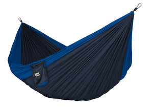 Neolite Double Camping Hammock with Straps & Carabiners - Fox Outfitters