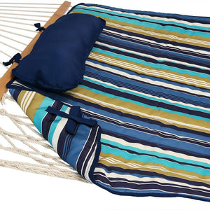Polyester Quilted Hammock Pad - Sunnydaze Decor
