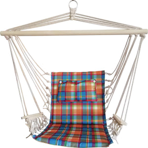 Swing Hanging Hammock Chair - BACKYARD EXPRESSIONS PATIO
