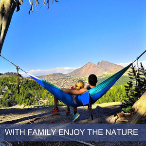 Camping Hammock with Net Mosquito - ERUW