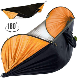 Hammock with Mosquito Net - TAPINSTEP