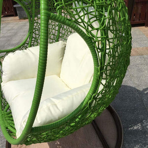 Recliner Single Hammock  Basket - FEFEFEF