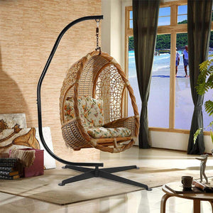 Steel Stand and Hammock Chair - Zerodis