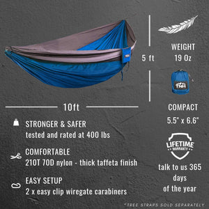 Rakaia Designs Single Camping Hammocks - TNH Outdoors