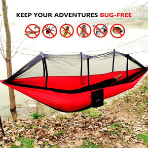 Single & Double Camping Hammock - Sunyear