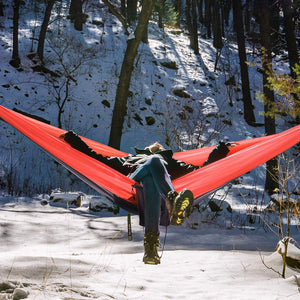 Single Camping Hammock - OlarHike
