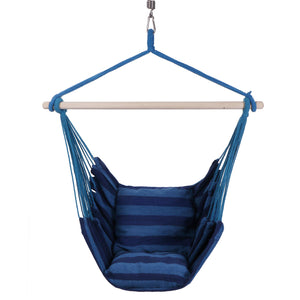 Hanging Rope Hammock Chair Swing - KLM HomeGoods