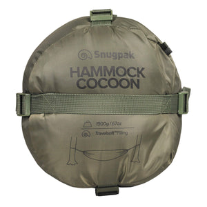Fully Encases The Hammock - Snugpak