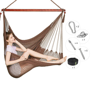 Caribbean Hammock Hanging Chair - Greenstell