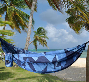 Extra Large Parachute Hammock - Gold Armour