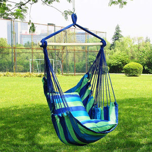 Brazilian Hammock Cotton Rope Swing Chair - NANANA