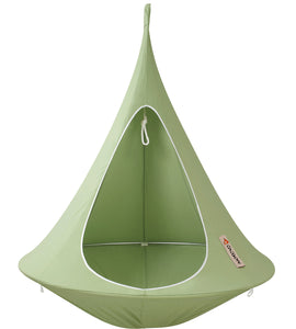 Vivere Single Cacoon Hammock with Storage Bag