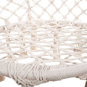 Hanging Hammock Chair Macrame Swing - Bormart