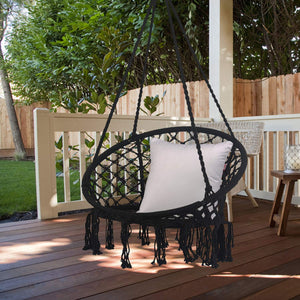 Hammock Chair Macrame Swing - Bathonly