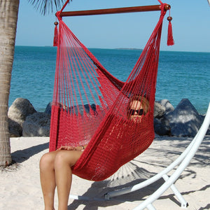 Large Hanging Chair - Caribbean Hammocks