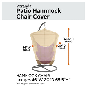Hammock Chair Cover-Classic Accessories