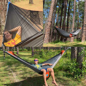 11ft Camping Hammock - Ridge Outdoor Gear