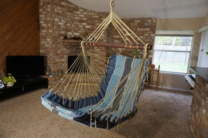 Beachfront Swing Chair Hammock - Ingalex