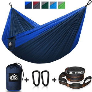 Double Camping Hammocks - Pro Venture