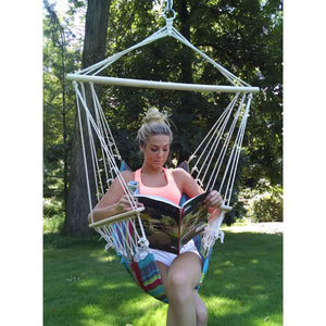 Ultimate Hanging  Hammock Chairs - BACKYARD EXPRESSIONS PATIO