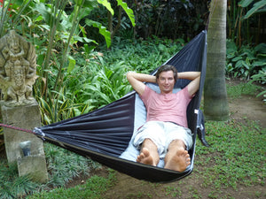 Hangs Like A Hammock - Hammock Bliss