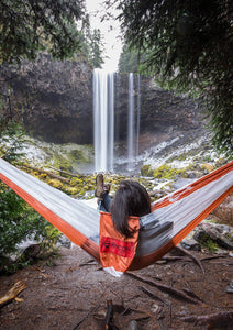 Camping Hammock with Tree Straps - Rincon Outdoor