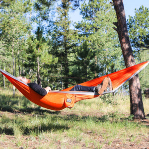 Double Parachute Camping Hammock -Mad Grit